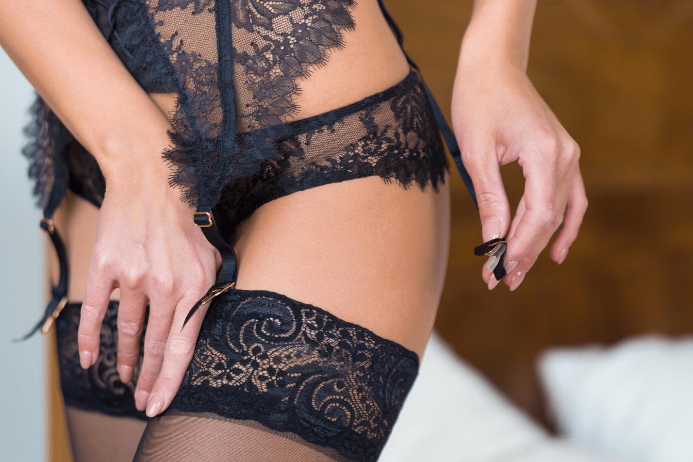 Défilé de lingerie à domicile